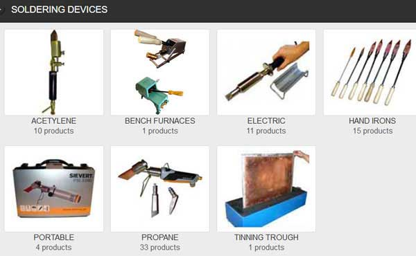 SOLDER WAREHOUSE - Your source for bar and wire solder, soldering irons, flux, and other soldering supplies.